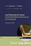 Intervention comportementale clinique : se former à l'ABA